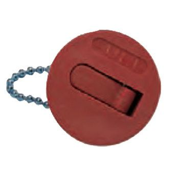 Spare Deck Filler Cap with Chain