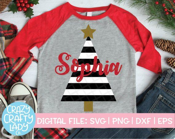 158c9450 Pin by Crazy Crafty Lady Co. on Christmas & Winter SVG Cut Files | Tree svg,  Cutting files, Baby svg