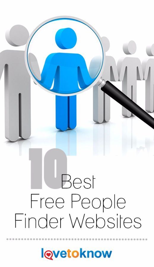Using one of the best free people finders can help you get information to stay informed or help you reestablish contact with someone you've lost touch with. While there are numerous people finders online today, they aren't all equal. See what you can expect with some of the most popular and highly rated people search websites. #technology #lifehack | 10 Best Free People Finder Websites from #LoveToKnow