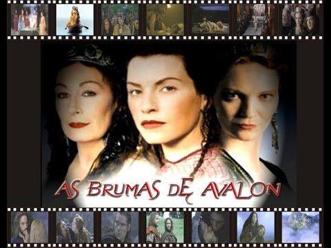 As Brumas de Avalon DUBLADO  pt br