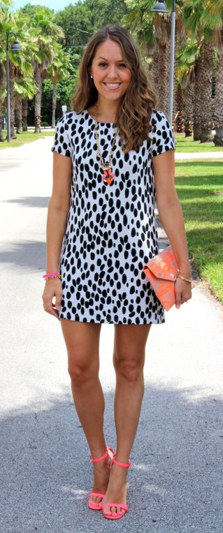 Today's Everyday Fashion: Neon Accessories
