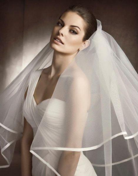 Velos de novia 2012: Fotos de los que marcan tendencia