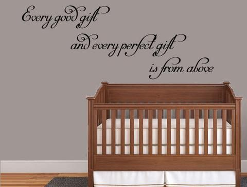 Best Family Wall Decals Images On Pinterest Family Wall - Bible verse nursery wall decals