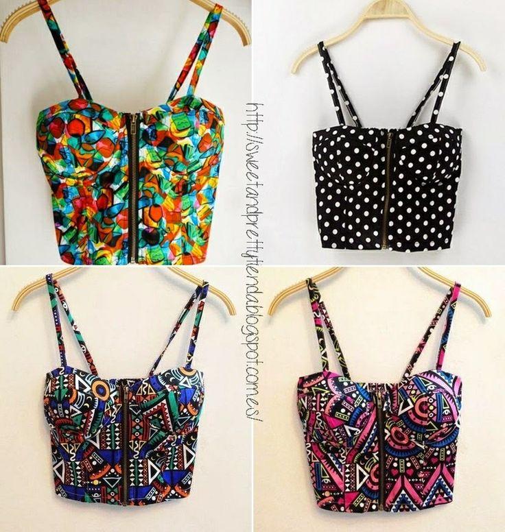 ¿Siempre has querido un top super sexy? En nuestro blog los puedes encontrar y por menos de lo que piensas. ¡Descubrelo! http://sweetandprettytienda.blogspot.com.es/