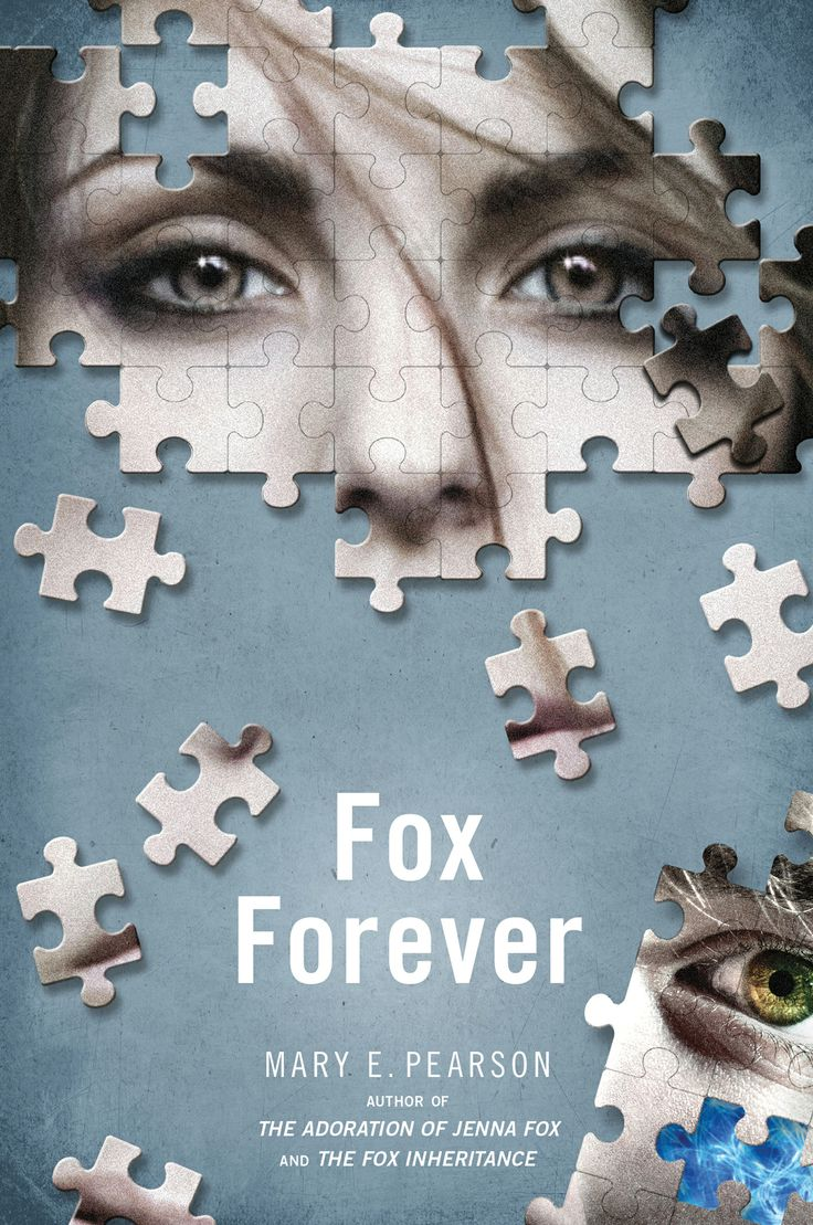 Fox Forever by Mary E. Pearson (1st book: The Adoration of Jenna Fox - if you haven't read this yet you better get to the library or the store or wherever and read this book, it's Amazing! -2nd book: The Fox Inheritance - also very good)