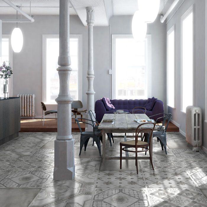 Palladio Grey In Situ