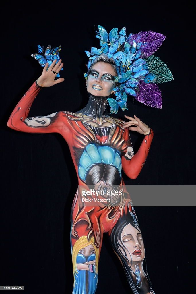 World Bodypainting Festival 2020 Themediocremama Com