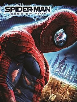Spider-Man Edge of Time (Wii)