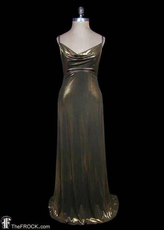 6967e07b5b6 Gianni Versace gown