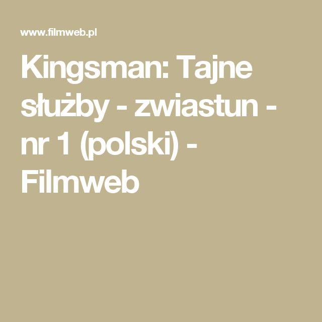 Kingsman: Tajne służby - zwiastun - nr 1 (polski) - Filmweb