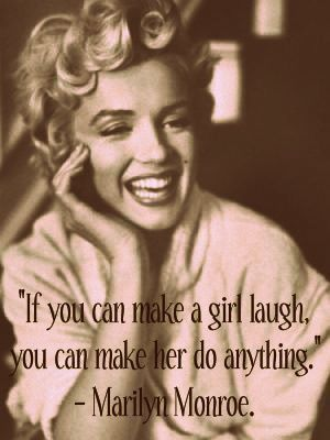 Marilyn Monroe Quotes | Marilyn Monroe Quote | Flickr - Photo Sharing!