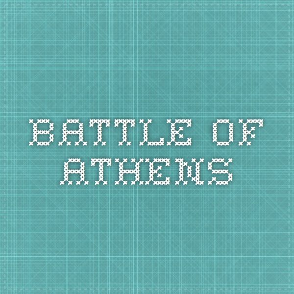 Battle of Athens 1946, patriots overthrew local government