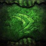 Green Nvidia HD Wallpaper