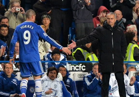 Fernando Torres: José Mourinho did't force me out of Chelsea