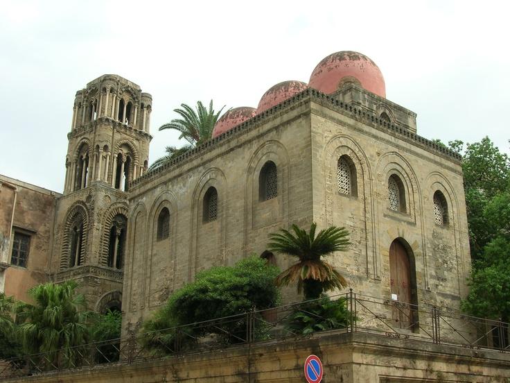 Palermo, chiesa di San Cataldo