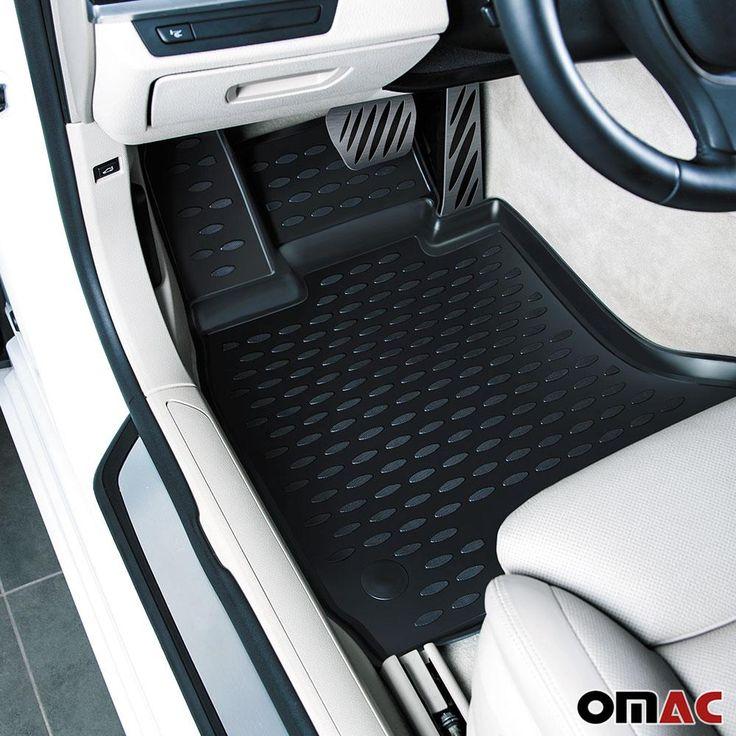 Floor Mats Liner 3D Molded Fits Mitsubishi Outlander Sport