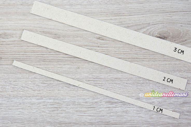 Sistema pratico e veloce per piegare la stoffa nella stessa altezza in una volta sola e fare un orlo perfetto senza pericolo di sbagliare.