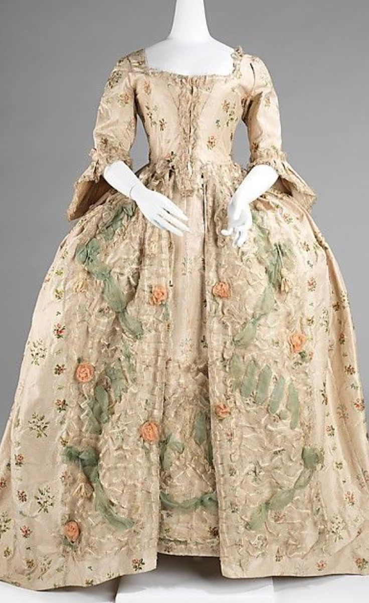 21 best 18th century dress images on Pinterest