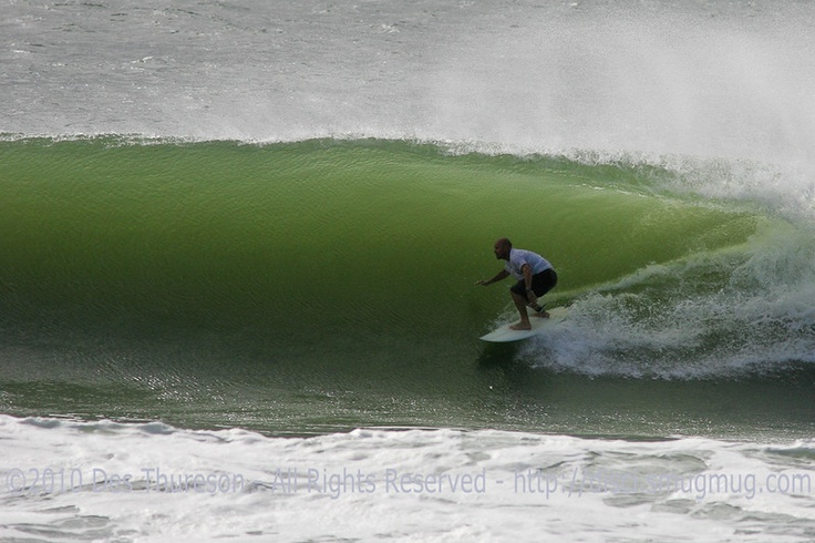 Burleigh perfection! Photo by Des Thureson http://disci7.wordpress.com