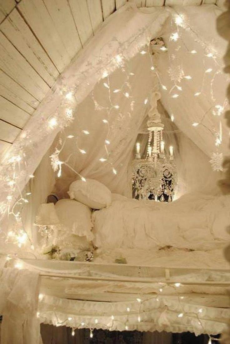 White Wonderland Bedroom