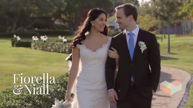 Thalatta Estate Wedding, Miami Wedding, wedding videography, wedding cinematography, garden wedding