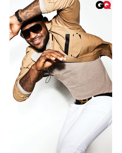 LeBron James...love love but your pants look a little snug bro.
