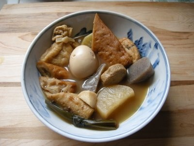 how to make japanese oden