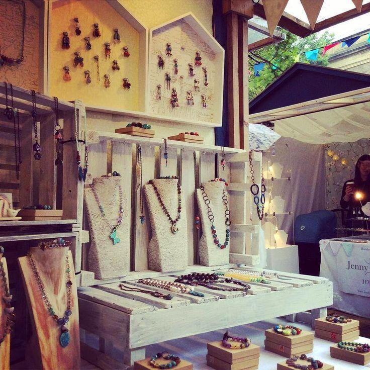 Craft Fair Booths Marks
