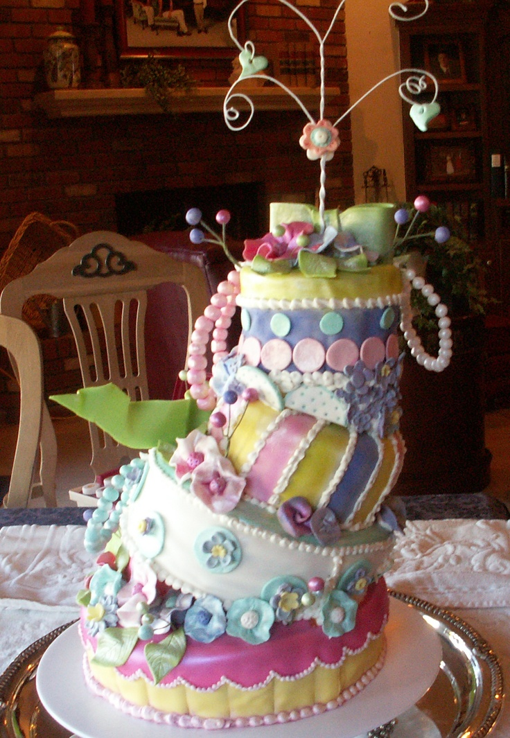 1000 Images About Whimsical Cakes On Pinterest Cakes