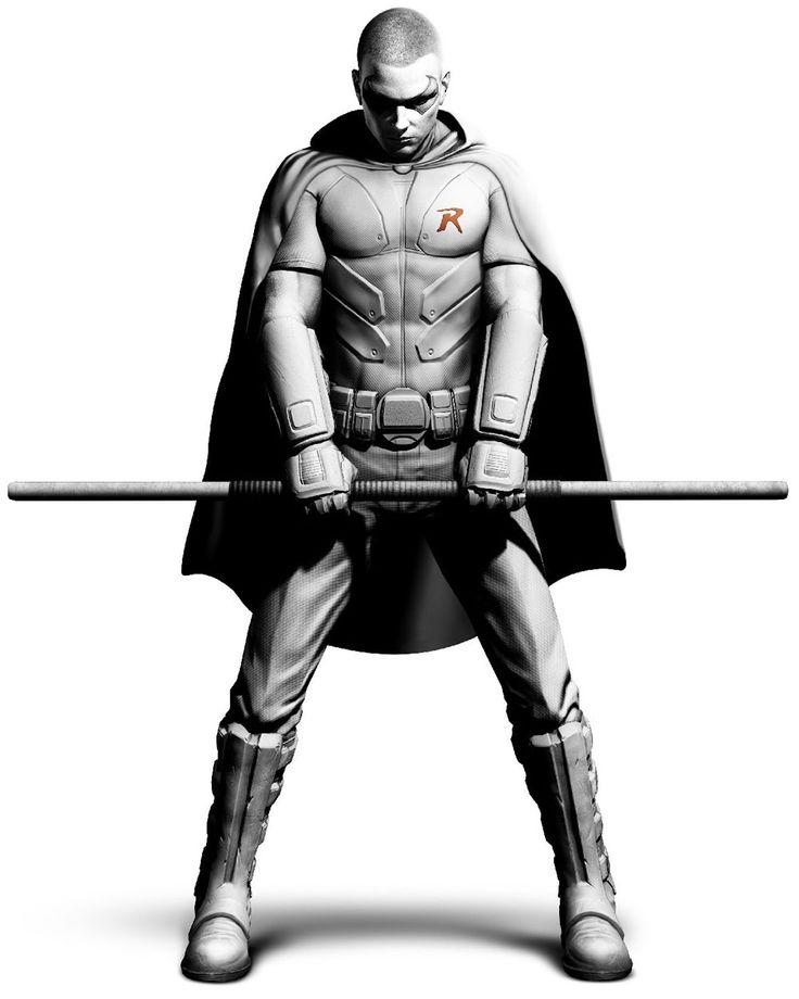 Robin | Batman Arkham City