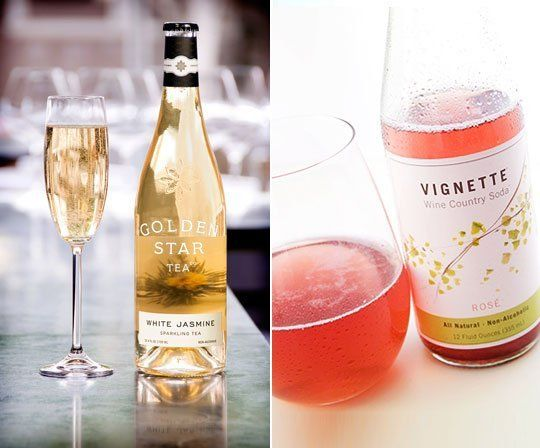 Non Alcoholic Champagne Alternatives For New Year S Eve Good Questions