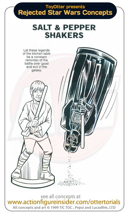 Rejected Star Wars Concepts #2