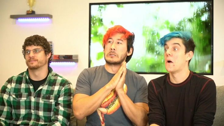 Markiplier, Ethan and Tyler charity live stream