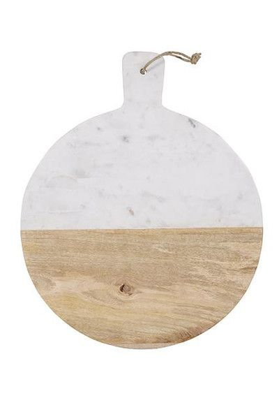 Marble & Wood Cheeseboard. To make entertaining easy dress with cheese, biscuits and fruit and let your guests help themselves #entertaining #marble #perfecthostess