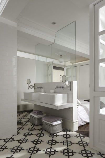 Villa à Madrid - perfection lumineuse - soul inside - chambre salle de bain…