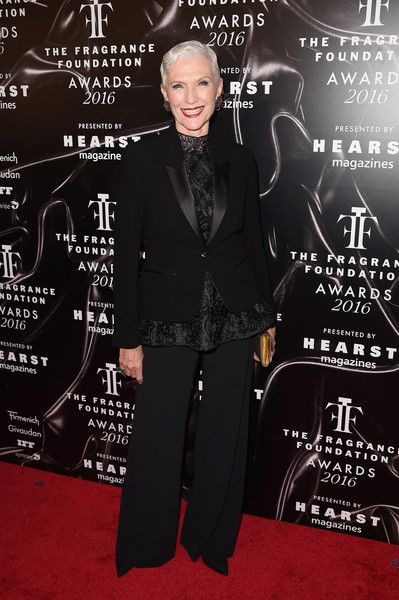 Maye Musk - Best Dressed at the 2016 Fragrance Foundation Awards - Photos