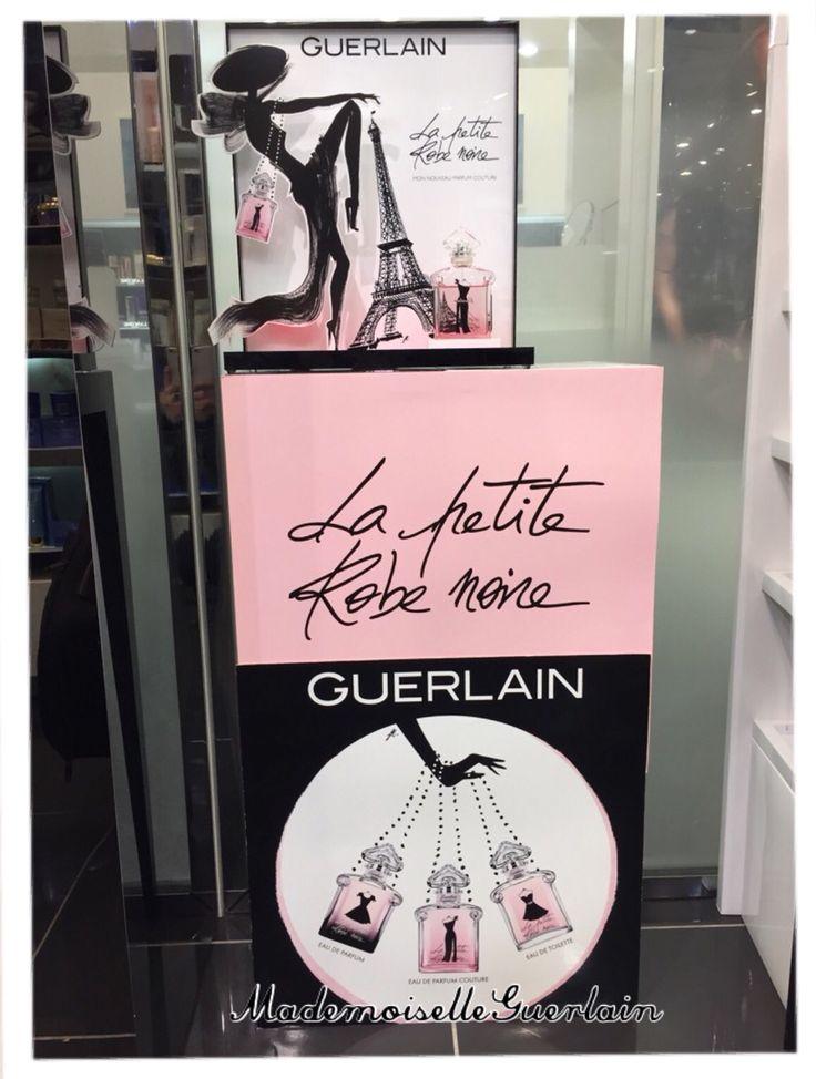 1000 images about guerlain la petite robe noire on pinterest black envelopes fragrance. Black Bedroom Furniture Sets. Home Design Ideas
