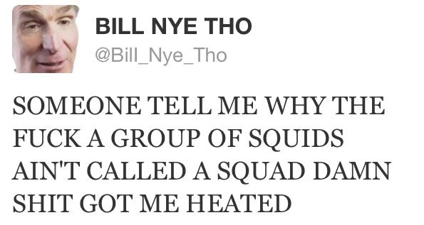 Bill Nye is still asking the hard questions - Imgur