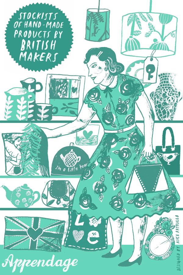Posters and Fliers : Alice Pattullo Illustration