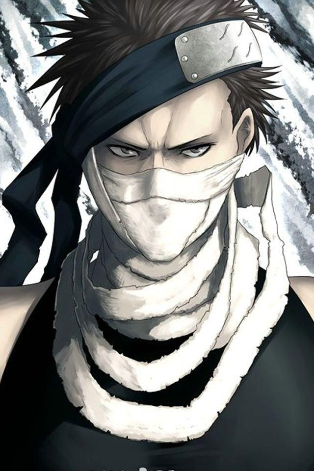 Momochi Zabuza- even though he's bad, I still see good in him. One of my favorites