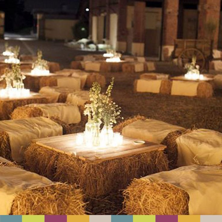 Inspiración chill out boda - wedding chill out