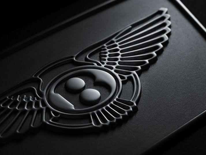 Black Cars. Black Cards. Black on Black.