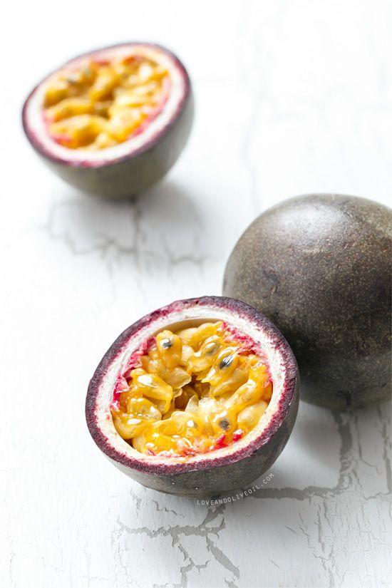 Frutto della passione, ricco di Omega 6, molto utili a mantenere in salute l'organismo #rimedinaturali