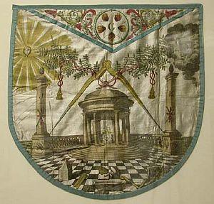 Le Tablier et son Symbolisme - Franc-Maçonnerie