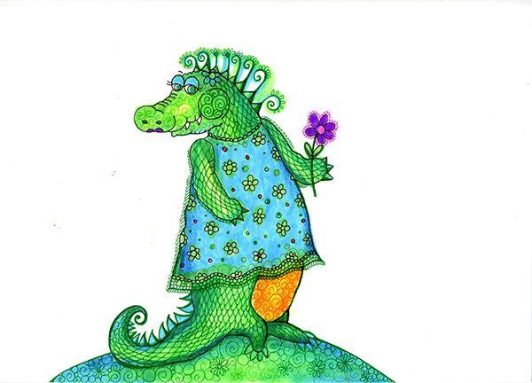 Krokodylinka