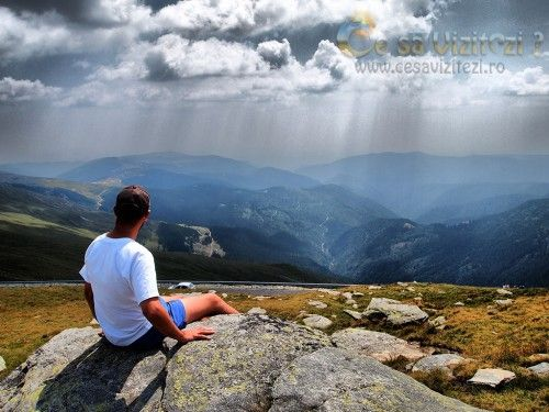 Transalpina Romania, is one of the highest roads of the Carpathian Mountains