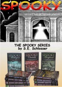 Spooky videos and scary ghost stories read aloud by Spooky Series author S.E. Schlosser.