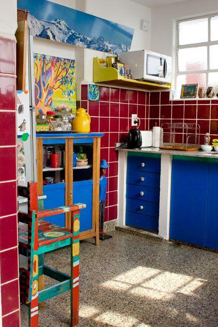 Katalina, Fernando, Manu, Quimey y Jano. PH de 2 ambientes convertidos en 3. Patio, lavadero, terraza y taller. En Chacarita, Ciudad de Buenos Aires. CompartiloComparte en Facebook (Se abre en una …