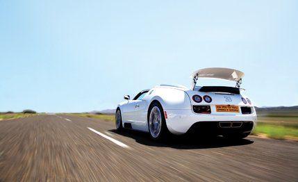 Bugatti Veyron Reviews - Bugatti Veyron Price, Photos, and Specs - CARandDRIVER