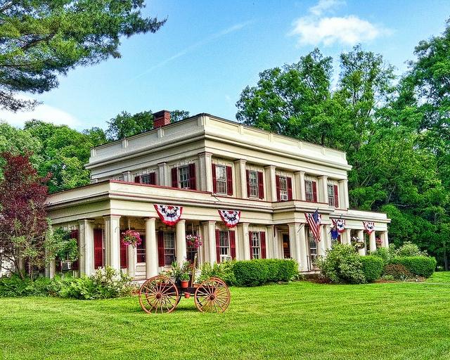 Arlington Inn, Arlington VT